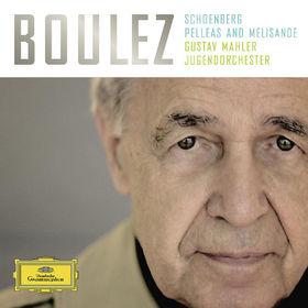 Pierre Boulez, Schoenberg: Pelleas & Melisande, Op.5 / Wagner: Prelude to Act 1 Tristan & Isolde, 00028947793472