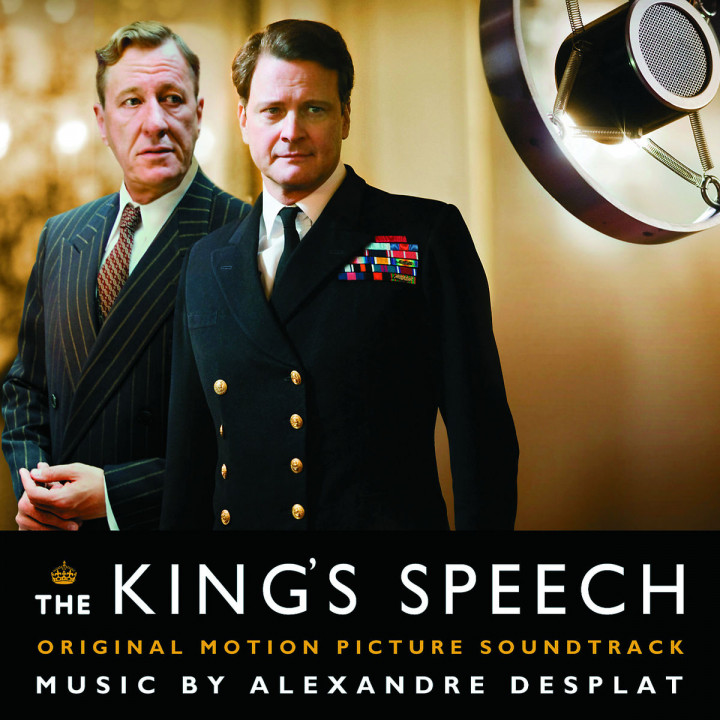 The King's Speech (OST): Desplat,Alexandre