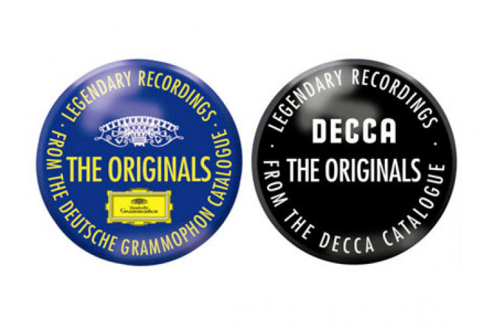 DG / Decca Originals