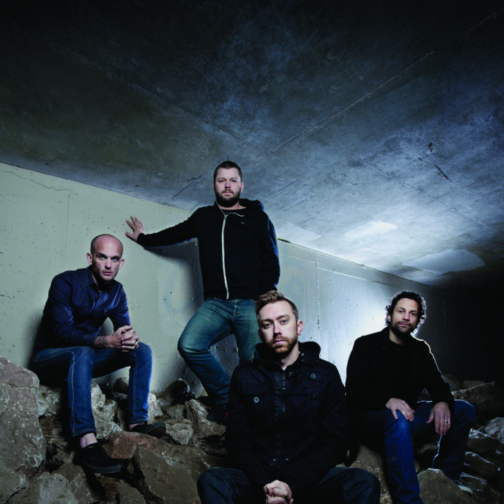 Rise Against Pressebild 2011 1