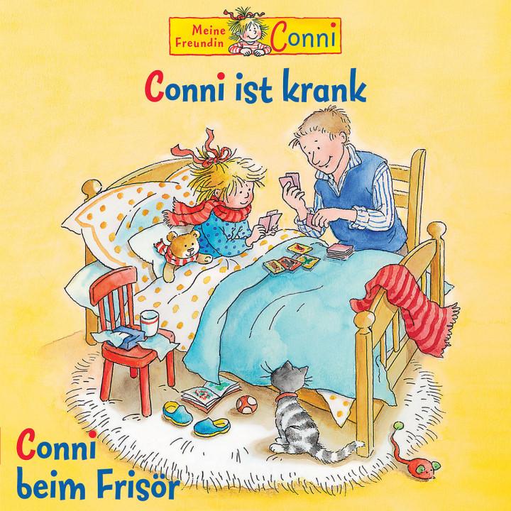 31: Conni ist krank/Conni beim Frisör: Conni