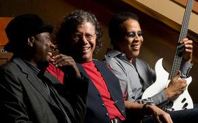 Chick Corea, Chick Corea, Stanley Clarke & Lenny White - Star-Trio mit Stargästen