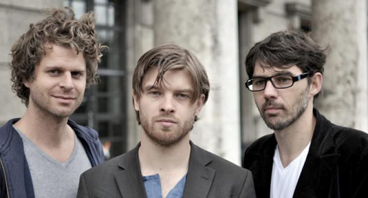 Samuel Rohrer, Colin Vallon, Patrice Moret © Nadia F. Romanini / ECM