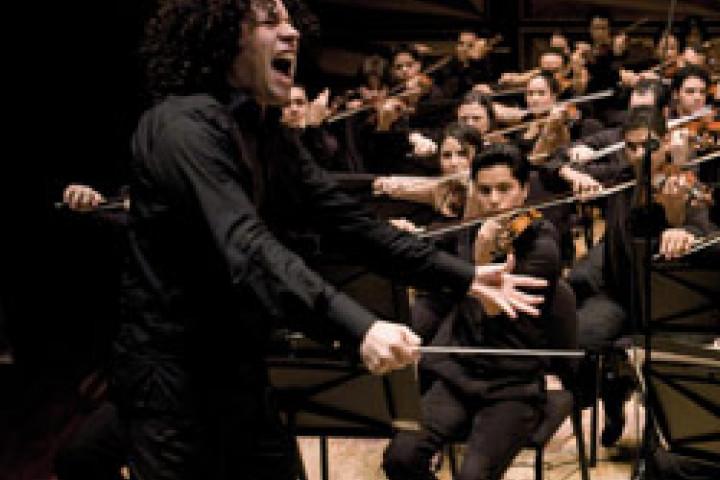 Gustavo Dudamel © Rainer Maillard / DG