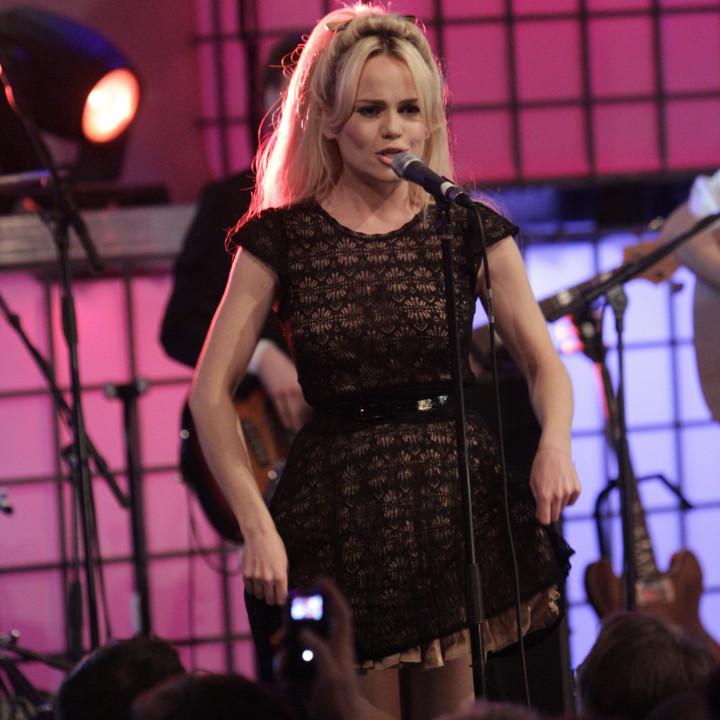 Duffy beim DLD 2011 01