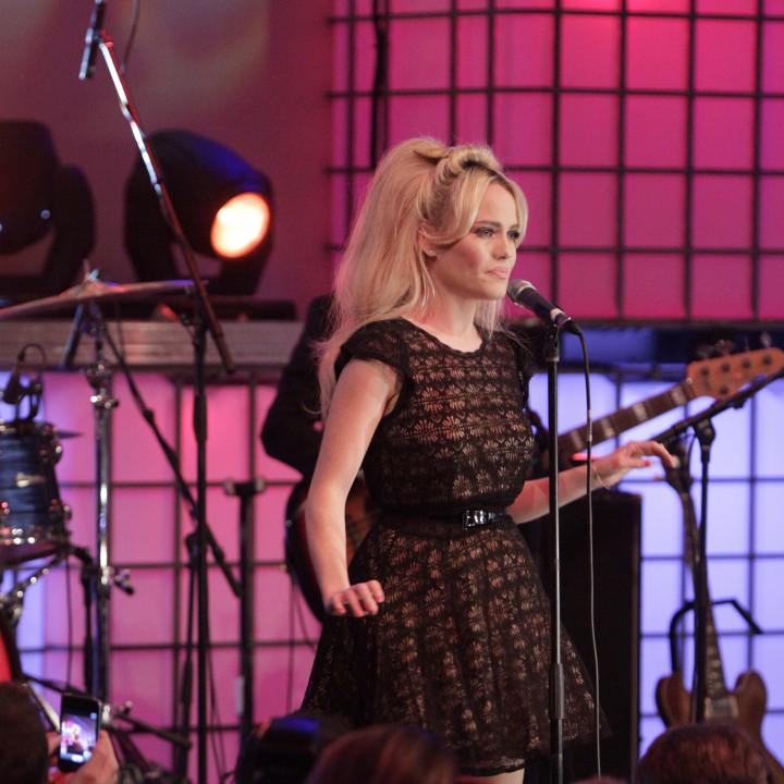 Duffy beim DLD 2011 04