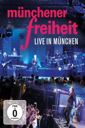 Münchener Freiheit, Münchener Freiheit live in München, 00602527624037