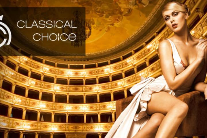 Die CD-Serie Classical Choice