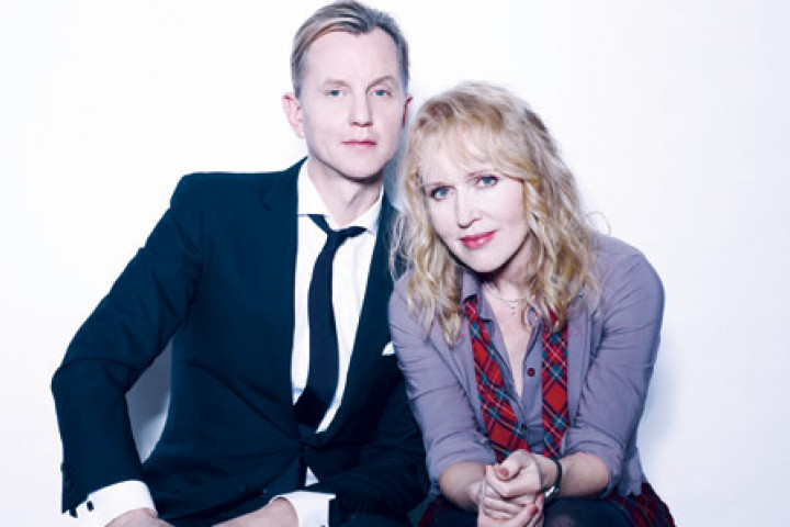 Max Raabe & Annette Humpe © Olaf Heine / Decca
