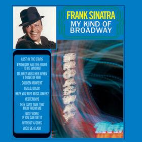 Frank Sinatra, My Kind Of Broadway [Standard Jewel], 00602527625690
