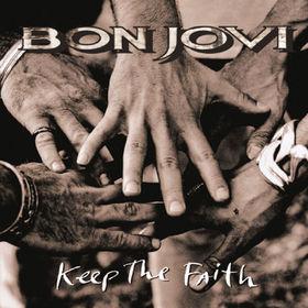 Bon Jovi, Keep The Faith, 00602527361727