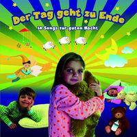 Kidz & Friendz, Der Tag geht zu Ende - 14 Songs zur guten Nacht, 00602527636030