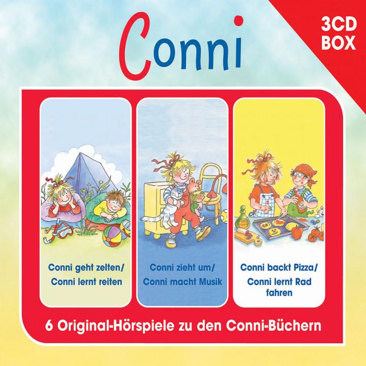 Conni - 3-CD Hörspielbox Vol.3: Conni