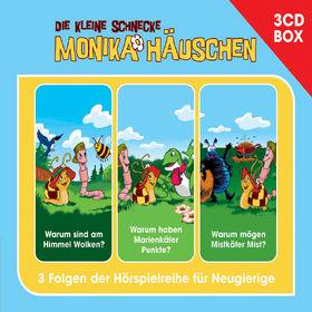 Die kleine Schnecke Monika Häuschen, Die kleine Schnecke Monika Häuschen - Hörspielbox Vol. 2, 00602527599694