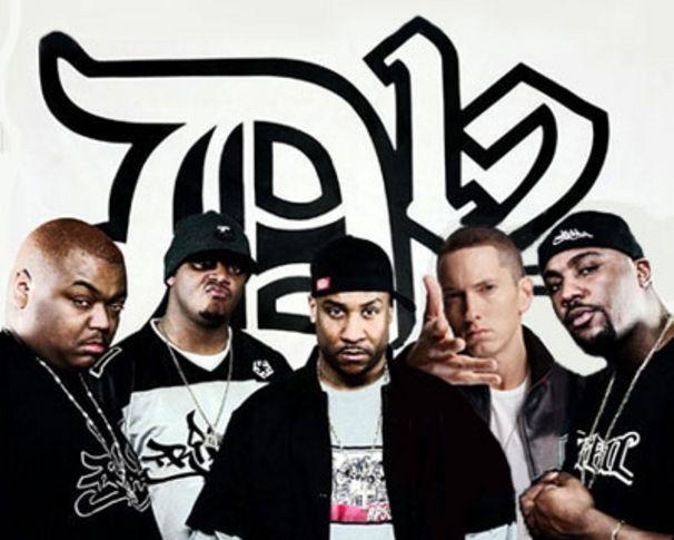 Eminem, Neuer D12 Stuff featuring Eminem