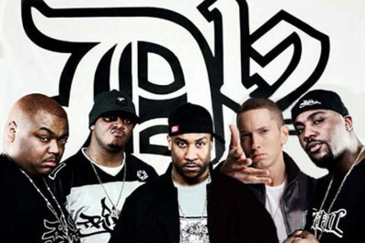 D12 mit Eminem