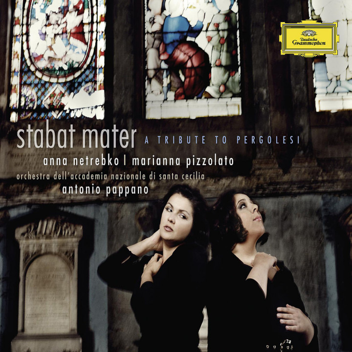 Stabat Mater: Netrebko,Anna/Pizzolato,Marianna