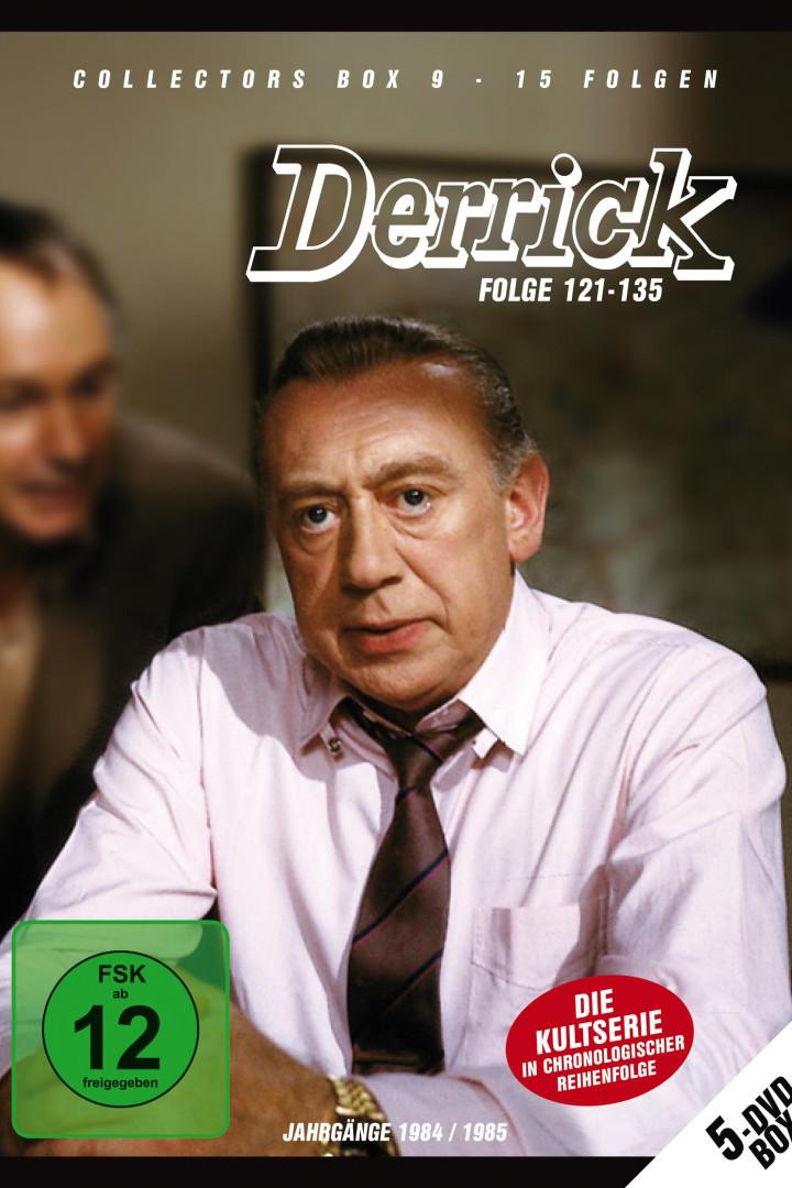 Derrick Collectors Box 9