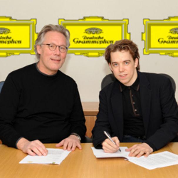 Ein neuer Klavier-Star: Ingolf Wunder