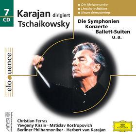 eloquence, Karajan dirigiert Tschaikowsky, 00028948047710