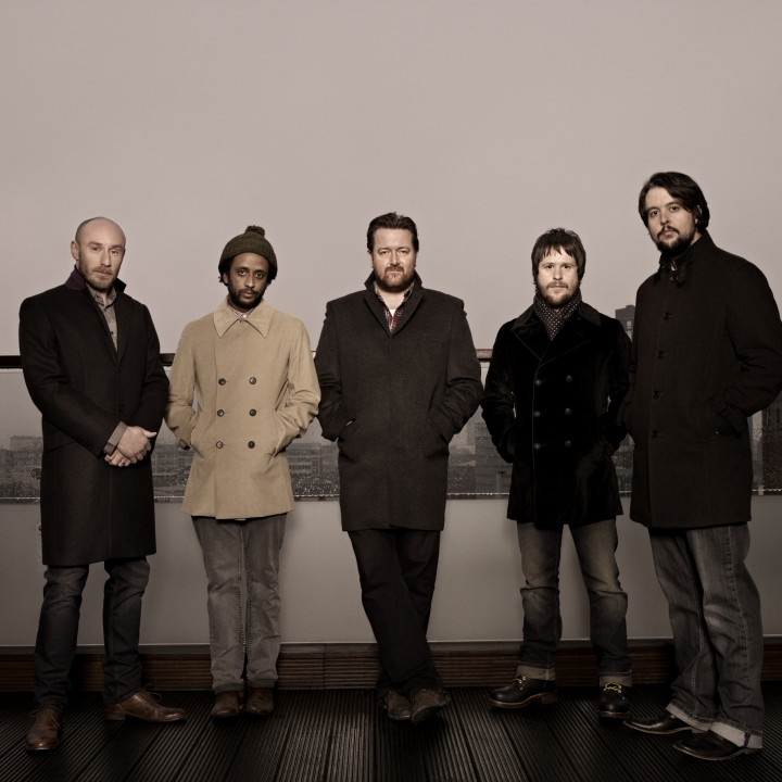 Elbow – Pressefotos 2011
