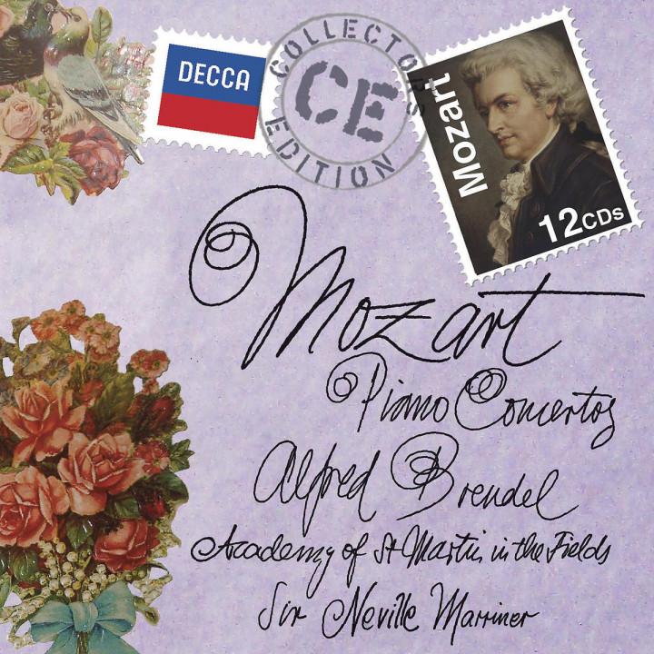 Klavierkonzerte: Brendel,A./Marriner/AMF/+
