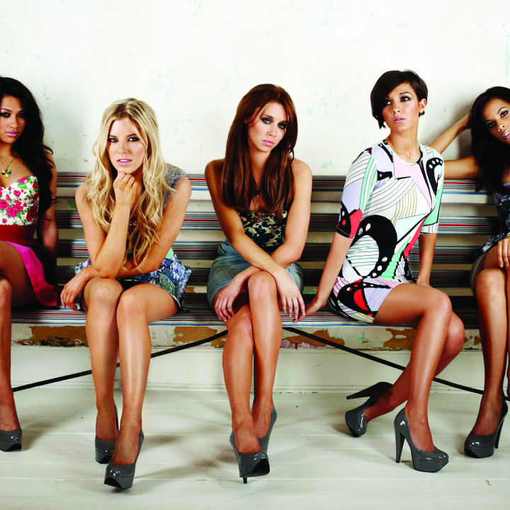 The Saturdays Pressebild 2011 3
