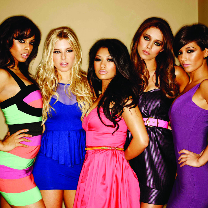 The Saturdays Pressebild 2011 4