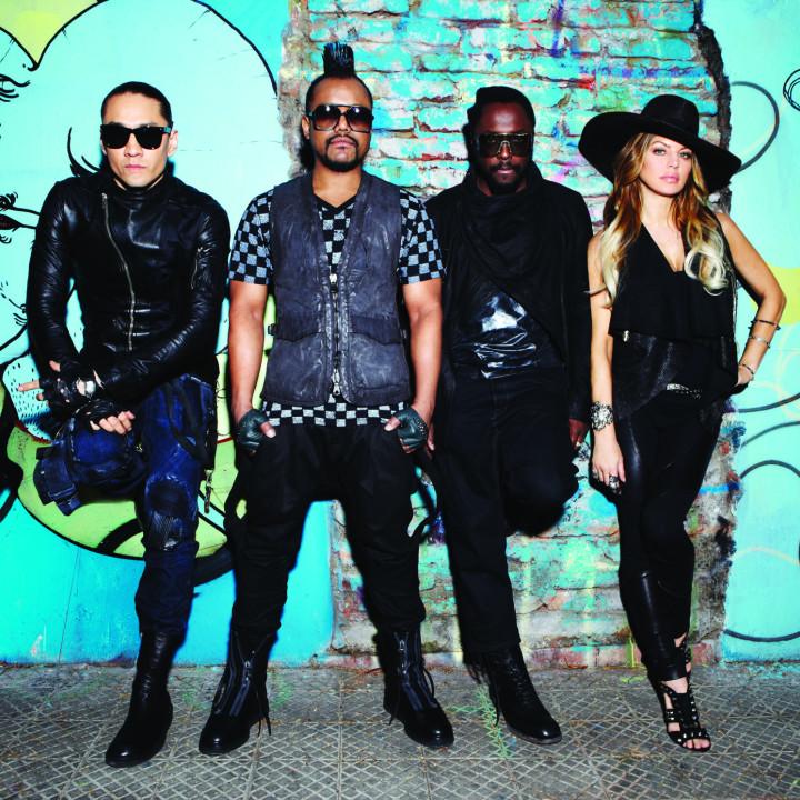 Black Eyed Peas Pressebild 2011