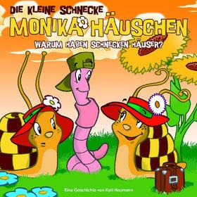 Die kleine Schnecke Monika Häuschen, 15: Warum haben Schnecken Häuser?, 00602527516639