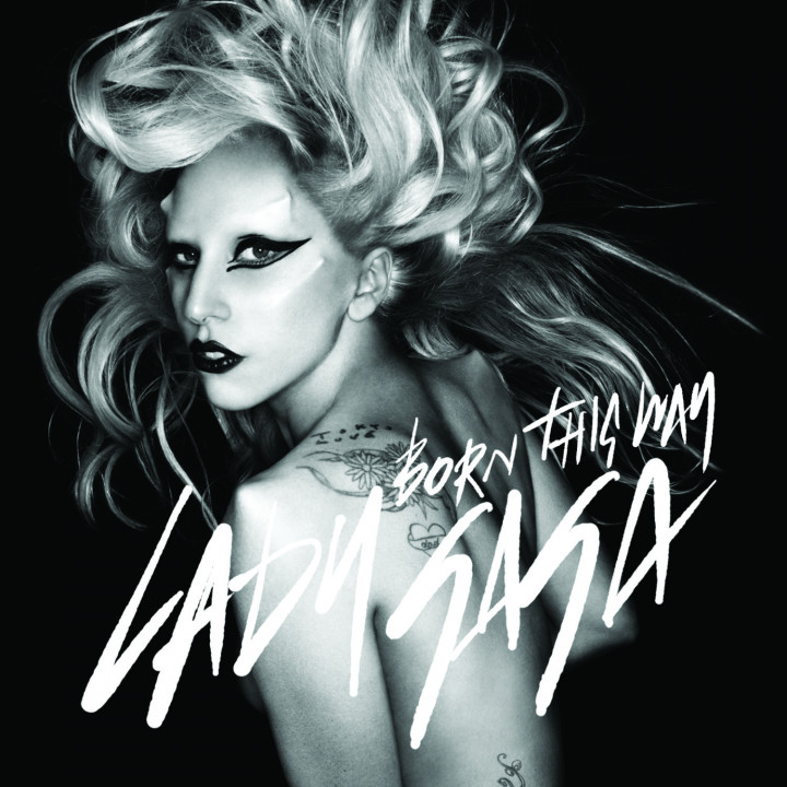 Cover Born This Way