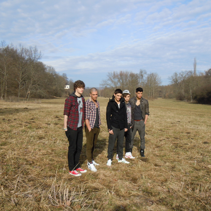 The Wanted Promotour 2011 Fotoshoot 01