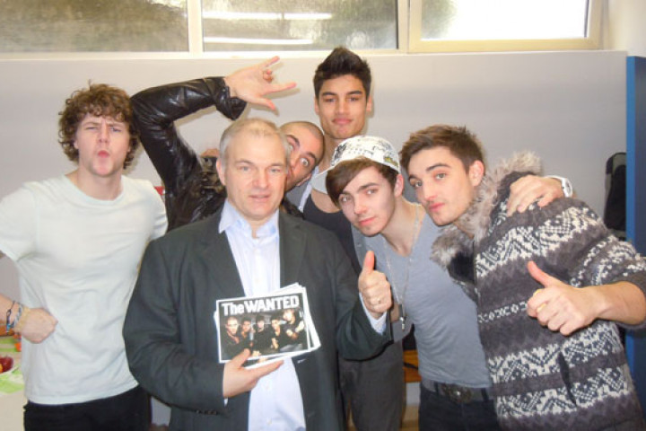 The Wanted Promotour Feb 2011