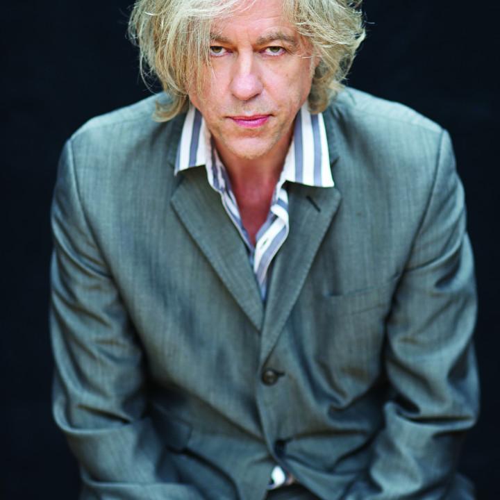 Bob Geldof Pressebild 2011 03
