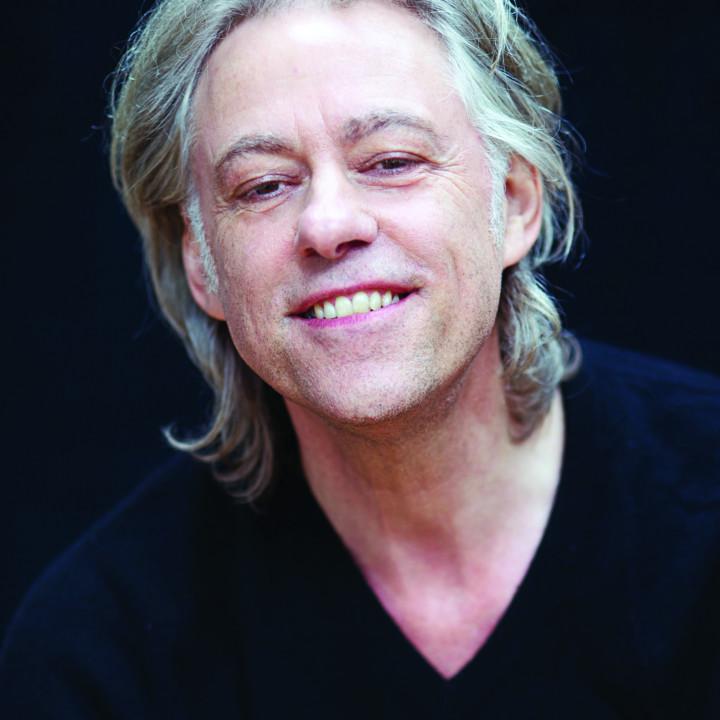 Bob Geldof Pressebild 2011 04