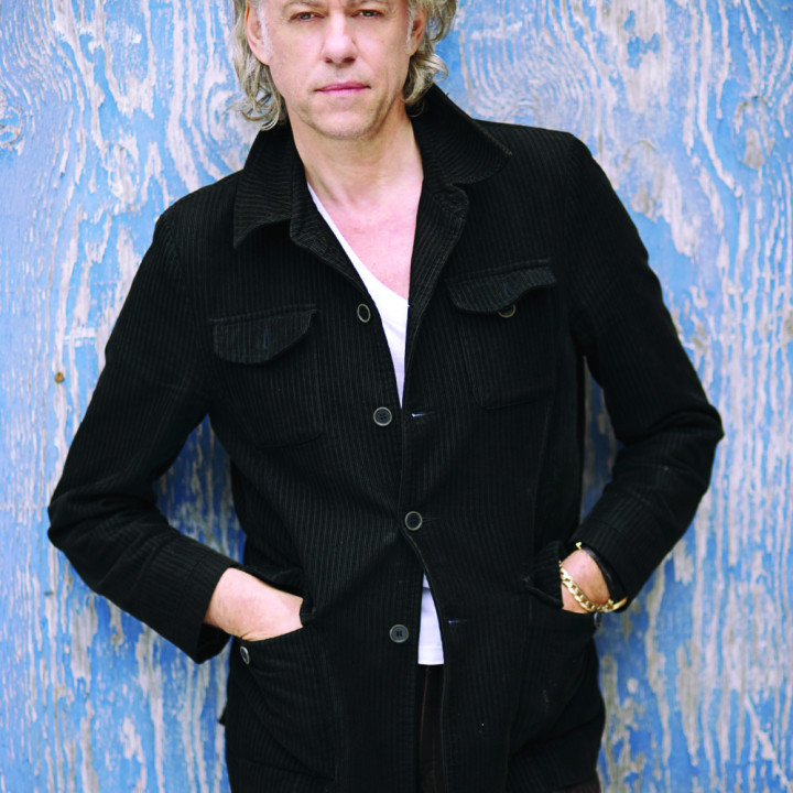 Bob Geldof Pressebild 2011 06