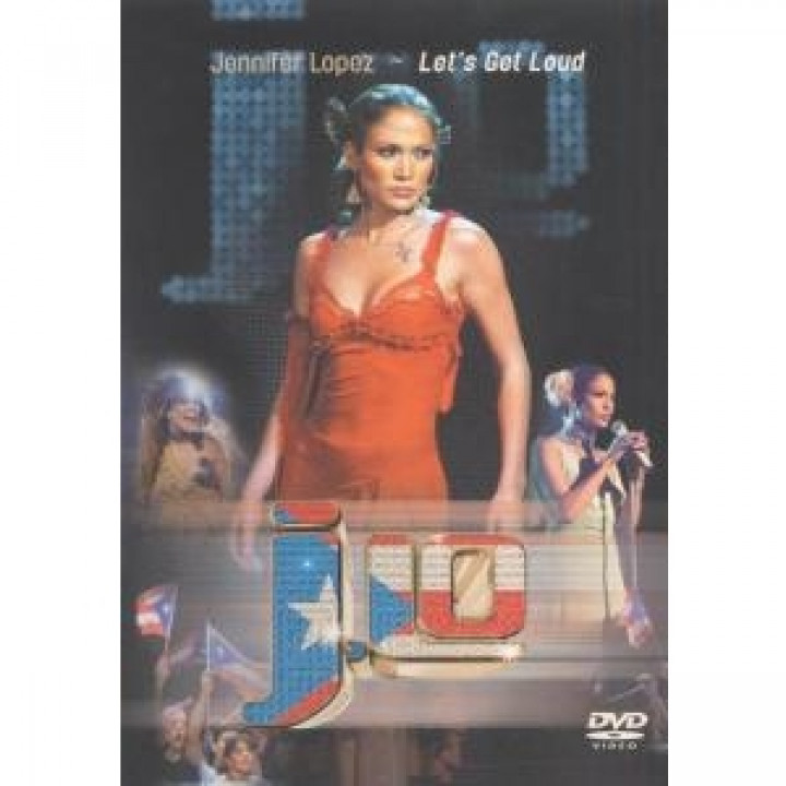 Let´s Get Loud (DVD alt)