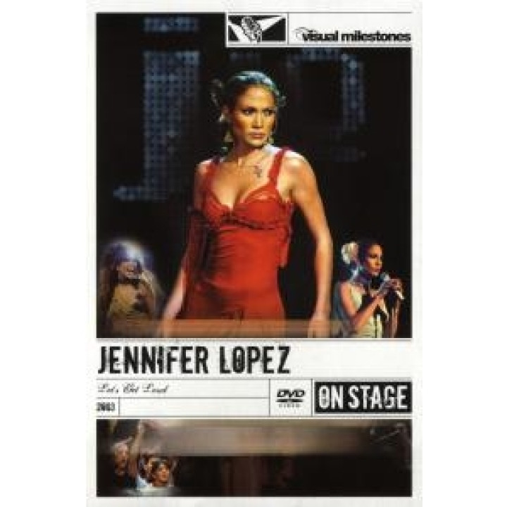 Let´s Get Loud (On Stage DVD) neu