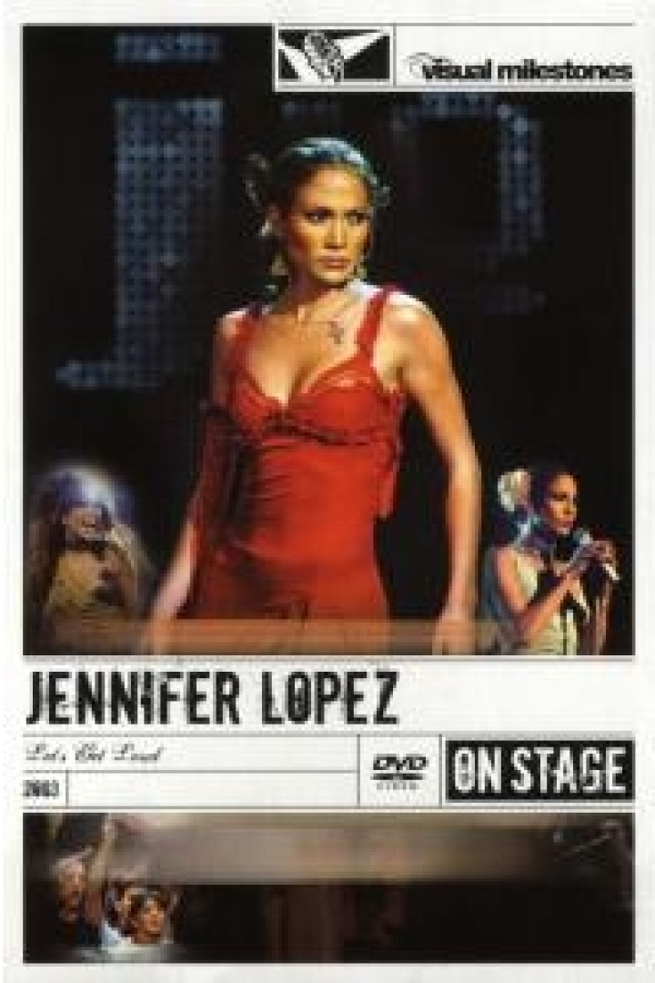 Let´s Get Loud (On Stage DVD) neu