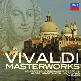 Andreas Scholl, Antonio Vivaldi: Masterworks - Complete Concertos & Sonatas op.1-12, 00028947827474