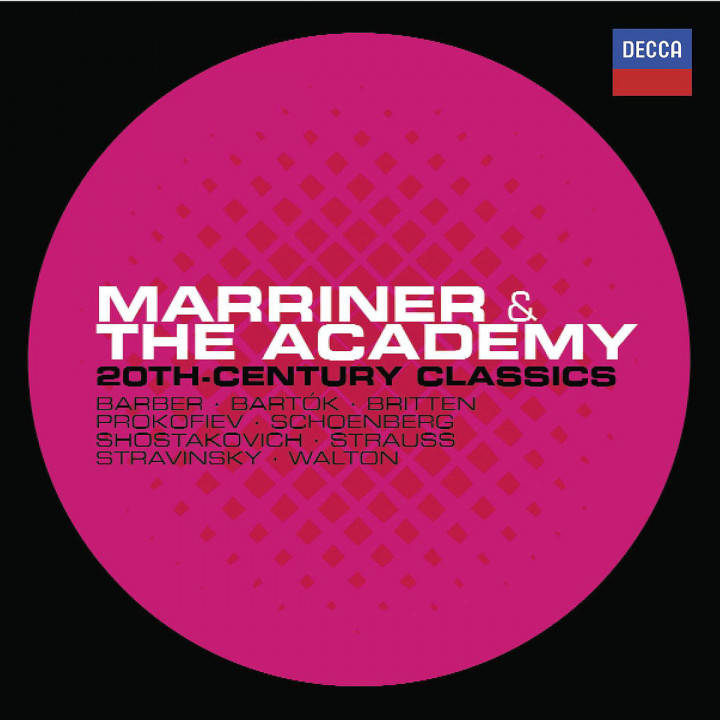 Marriner & The Academy. 20th Century Classics: AMF/Marriner,Neville