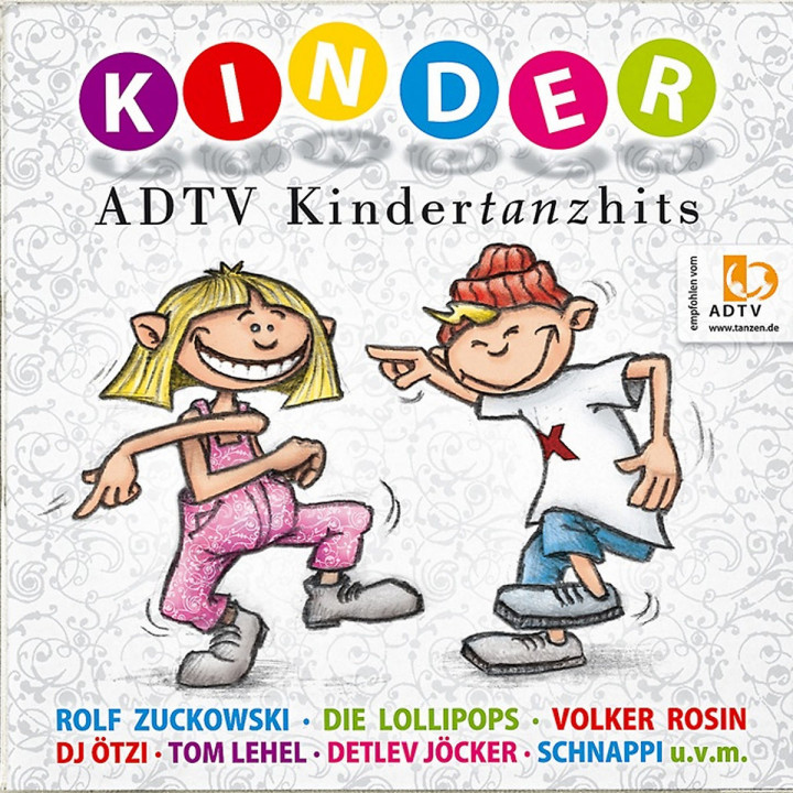 ADTV Kindertanzhits 1: Various Artists