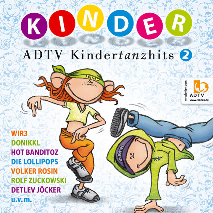 ADTV Kindertanzhits 2: Various Artists