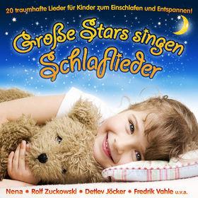 Kinderlieder, Grosse Stars singen Schlaflieder, 04260167470108