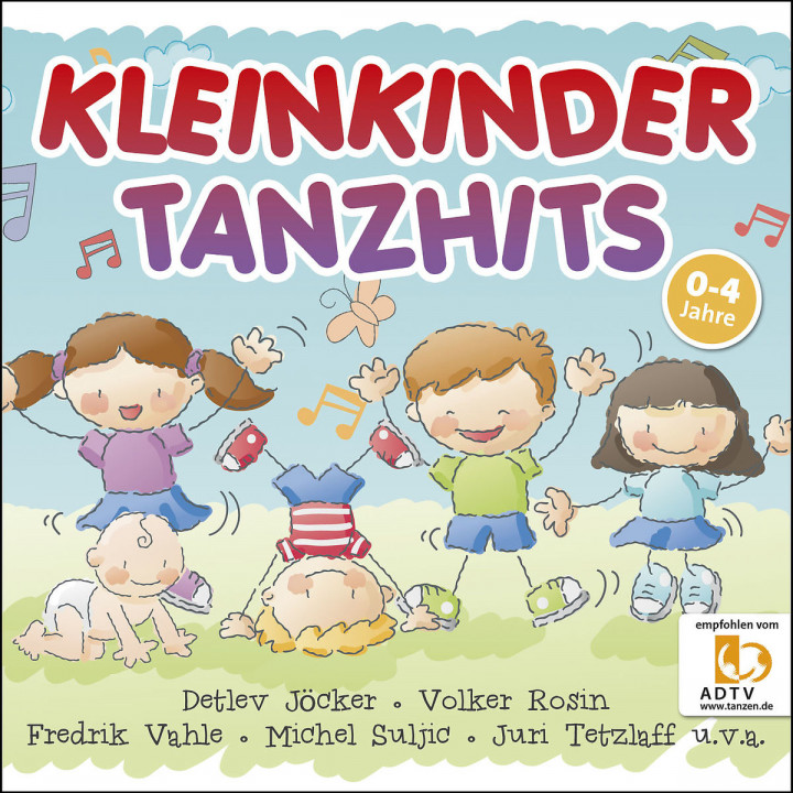 Kleinkindertanzhits: Various Artists