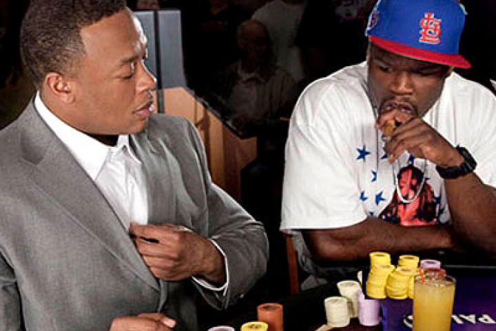 Dr. Dre & 50 Cent