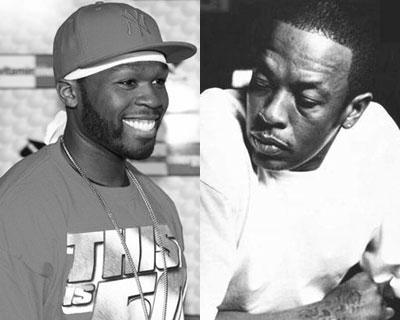 Dr. Dre, 50 Cent und Dr. Dre müssen reden