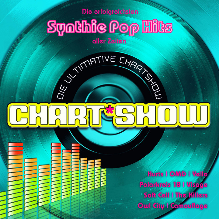 Die ultimative Chartshow - Synthie-Pop Hits