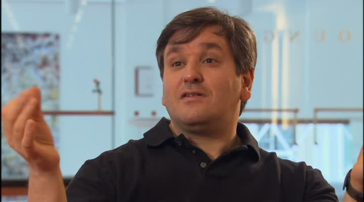 Stabat Mater - Interview mit Antonio Pappano