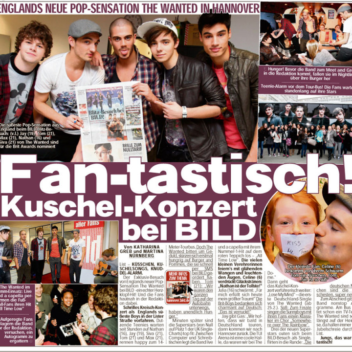 The Wanted Promotour Februar 2011_Presse 6